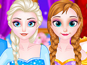 Elsa And Anna Double Date