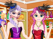 Elsa And Anna Freaky Shop