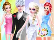 Elsa And Jack's Love Wedding Photos