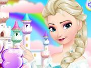 Elsa Candy Makeup
