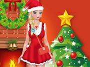 Elsa Christmas Day