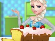 Elza féle karácsonyi torta
