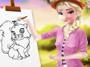 Tanulj Elzával rajzolni