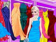 Elsa Fancy Dress Up