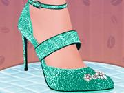 Elsa High Heel Designer