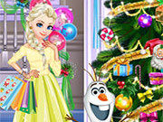 Elsa Holidays Shopping