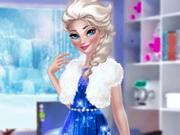Elsa Inspired Winter Fashion