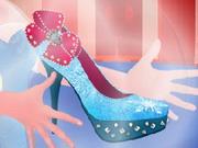 Elsa Magic Shoes