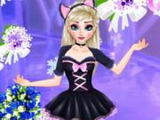 Elsa Masquerade Makeover