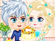 Elsas Birthday Cake Play The Girl Game Online