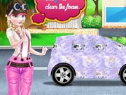 Elsa's Fancy Car