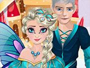 Elsa's Halloween Date