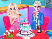 Elsa's Love Birthday Party