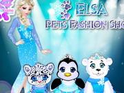 Elsa's Pets Fashion Show