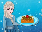 Elsa Special Ice Cream Dessert