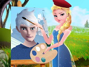 Elsa The Painter