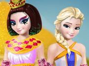 Elsa Time Travel: Ancient Egypt