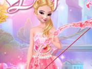 Elsa Valentine Day Poster