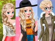 Elsa Warm Season Vs Cold Season