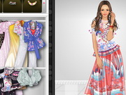 Ethnic style dress up games