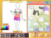 Fashion Studio - Spring Break Outfit