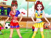 Foci lányok