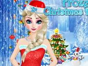 Elza karácsonyi ruhája