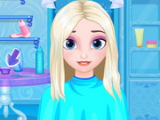 Frozen Hairstyle Design Play The Girl Game Online - Barbie hairstyle design game