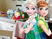 Frozen Princess Kitchen