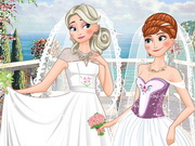 Frozen sisters double wedding play the girl game online frozen sisters double wedding junglespirit Gallery
