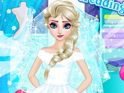 Frozen Wedding Design…