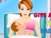 Give A Birth To A Daughter