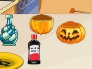 Halloween pite