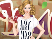 Helen Alphabets Fashion Dress Up