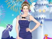 Helen Diamond Robe Dress Up