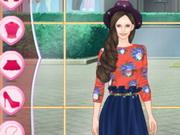 Helen Fashion Blogger Dress Up