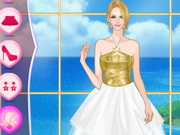 Helen Luxury Bridal Dress Up