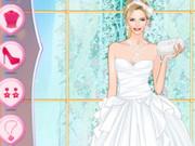 Helen Luxury Wedding Dress Up