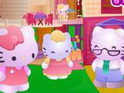 Hello Kitty Doll House Fix
