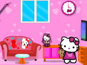 Hello Kitty Doll House