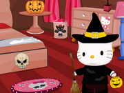 Hello Kitty Halloween partija