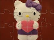Hello Kitty Pink Heart