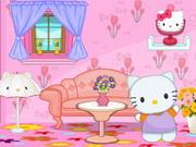 Hello Kitty Spring House