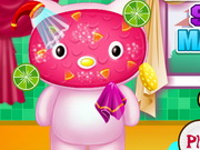 Hello Kitty Stylish Makeover