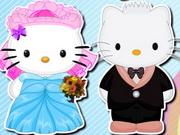 Hello Kitty Wedding Hair Salon