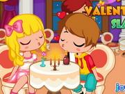 Jane Valentine's Day Slacking