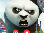 Kungfu Panda Dental Check