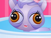 Little Anna's Little Pony