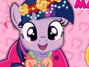 Little Pony Prom Makeup