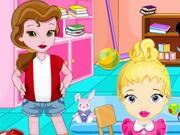 Little Princesses In Play School